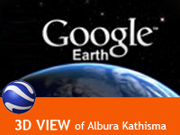albura kathisma on Google Earth