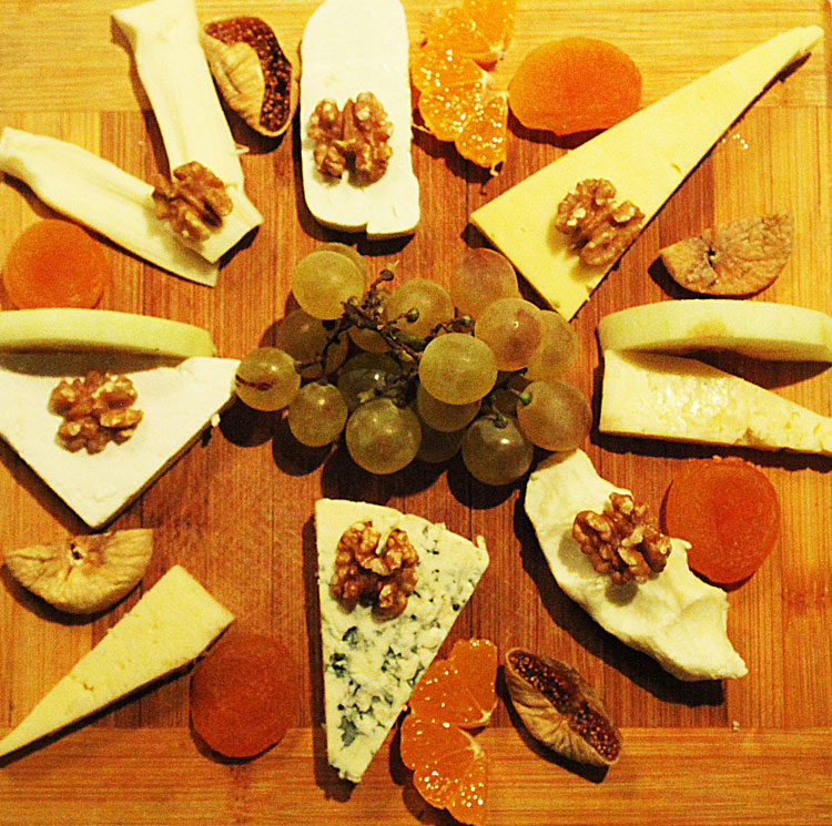 Mixed Cheese Plate (Peynir Tabağı)