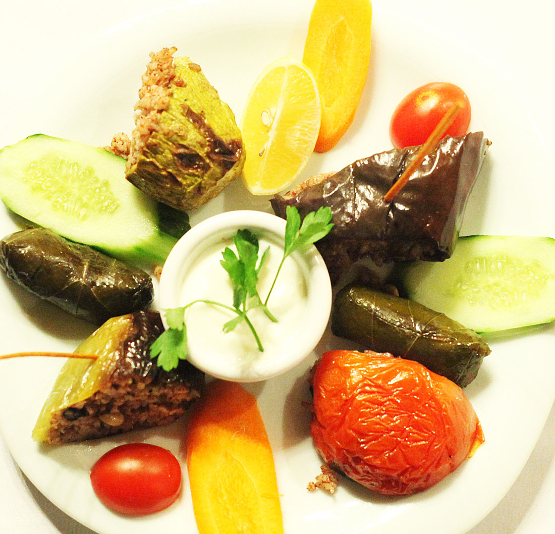 Stuffed Vegetables (Dolmalar)